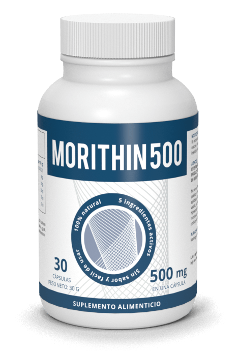 morithin 500 en mercado libre